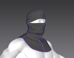 Clothes for Marvelous Designer Hood02 3D