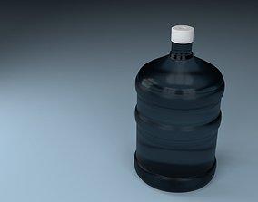 3D Bottle of water 2