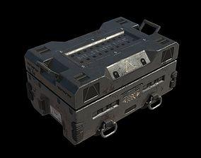 crate Crate 3D model
