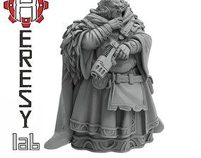 Heresylab - Inquisitor 3D print model
