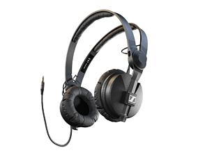 Sennheiser HD 25 - Studio DJ Headphones 3D