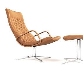 3D model de Sede DS-51 chair