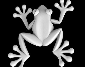 frog toad 3D