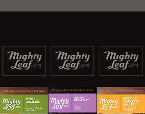Tea Mighty Leaf Exhibitor 3D model