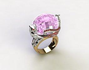 3D printable model Shining Ring
