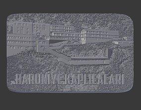 Haruniye Kaplicalari 3D Model