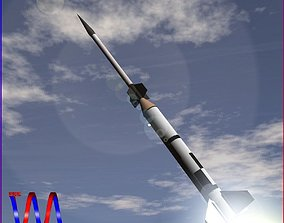 Nike Deacon Rocket 3D model