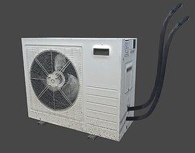 Air Conditioner HD 3D asset