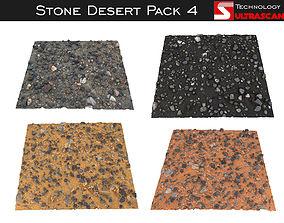 3D asset Desert Pack 4