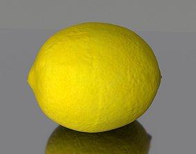 lime 3D model VR / AR ready Lemon