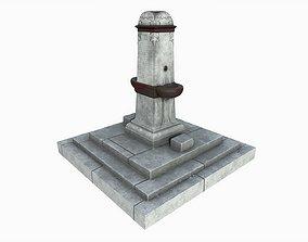 Drinking Fountain 3 3D model