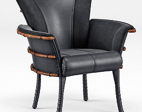Navajo Dining Chair by Pacific Green 3D