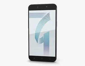 Oppo A71 Black 3D model