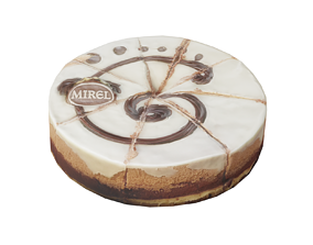 3D model Frosted Cake