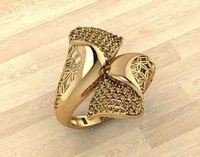 Ring 17 wedding 3D printable model
