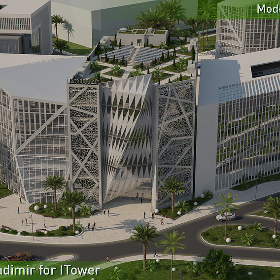 ITower Office Building
