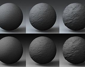 3D Displacement Landscape Shader 053