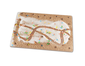3D asset Toaster Pastry