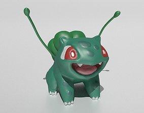 3D print model Bulbasaur cute