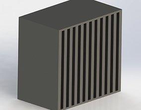 industrial 3D model compressor
