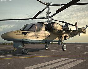 3D model Kamov Ka-52 Alligator