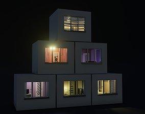 night 3D model Windows