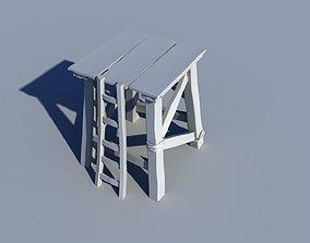 Archer Tower - Clash of Clans 3D model