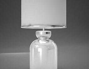 3D model HD Clasical Glass Lamp