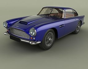 3D Aston Martin DB4