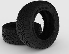 3D printable model Nitto Ridge Grappler 4x4 Neumatic