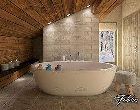 Bathroom 3D photoreal