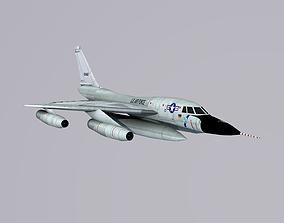 3D model Convair B58 Hustler