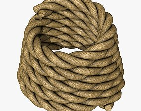 3D Thick Rope