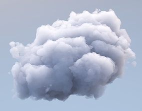 3D Polygon Cloud 2