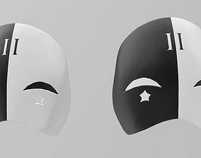 3D printable model Vanir mask