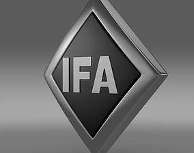Ifa Logo 3D
