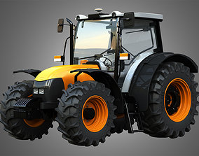 ST MAX - 105 Tractor 3D