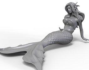 Mermaid 3 3D printable model