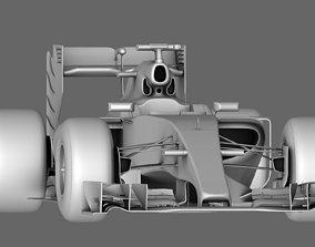 F1 Lotus Mercedes E23 Season 2015 3D model