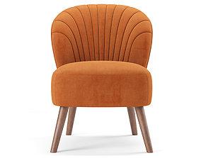 Cult Furniture Sofia Accent Chair 3D