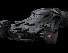 Batmobile Batman vs Superman 3D model