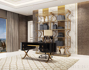 3D Home Office 138