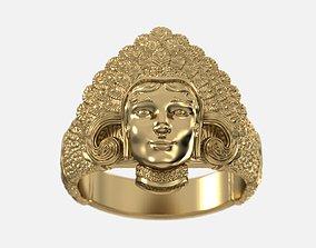 3D printable model Female Mask Ring