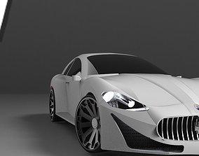 Maserati Grand Turismo 3D