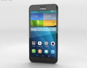 Huawei Ascend G7 Gold 3D
