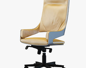 Chair Silhouette Alto I4 Mariani 3D model