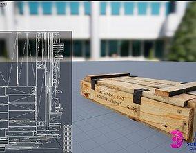 3D asset 2- weapon crate