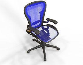 3D Aeron mesh Task Chair