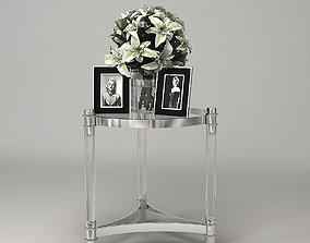 Side Table Trento Eichholtz 3D trento