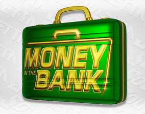 3D model WWE Mens Money In The Bank Briefcase